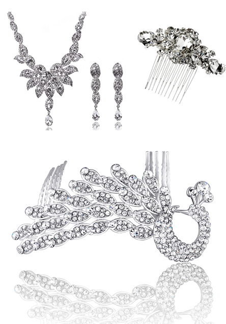 Tiaras & Hair Accessories