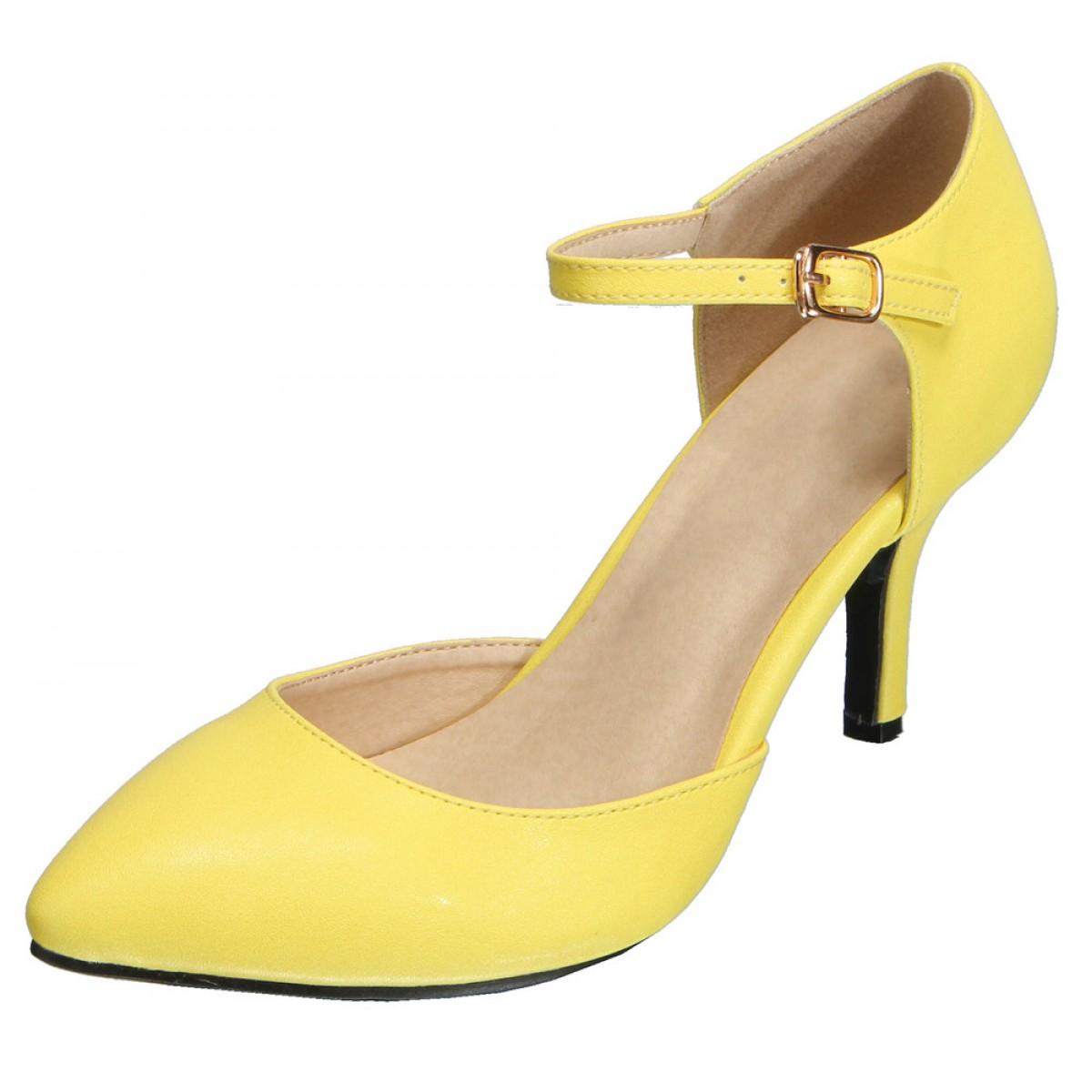SEXYHER Womens Fashion 2.2 Inches Kitten Heel Office ...