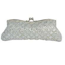Gorgeous Classy Beaded Evening Handbag