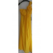 Lovely One Shoulder With Ruched Details Evening Bridesmaid Dress -ED8895S/4
