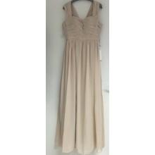 SEXYHER Square Neckline Criss-Cross ruching Bridesmaids Formal Floor-length Evening Dress -EDJ1750S/1