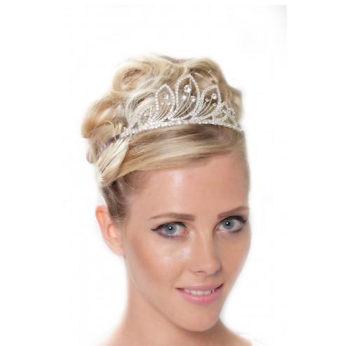 Beautiful Princess Style Wedding Tiara