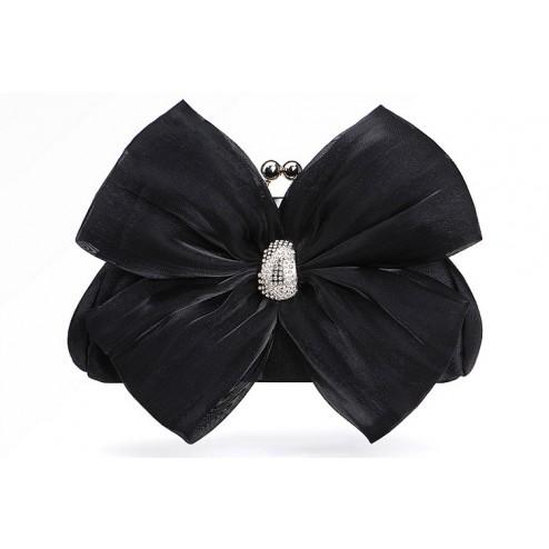 Beautiful Evening Bow-designed Handbag