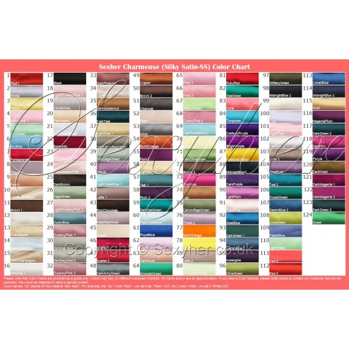 Silky Satin Materials (Cloth)